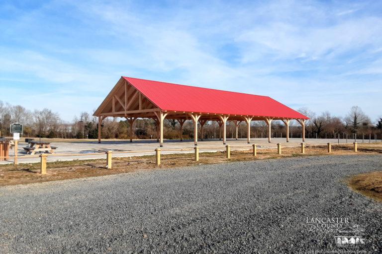 commercial heavy duty kingston timber frame pavilion