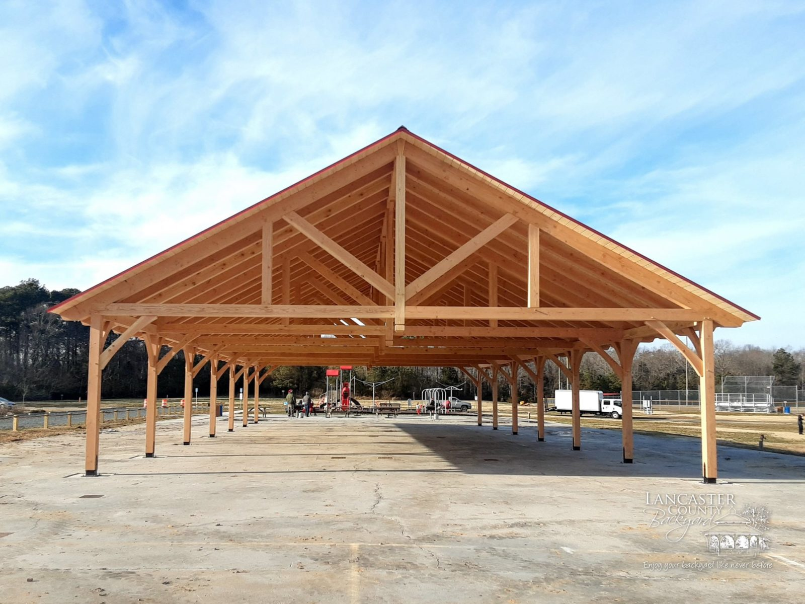 timber frame 40x80
