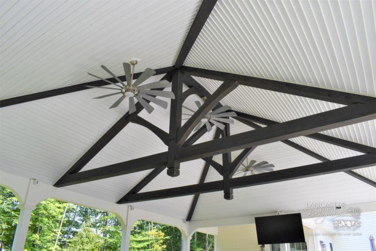 28x36 vinyl montford pavilion ceiling fans