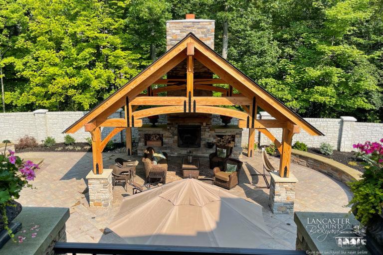 20x18 grand teton pavilion