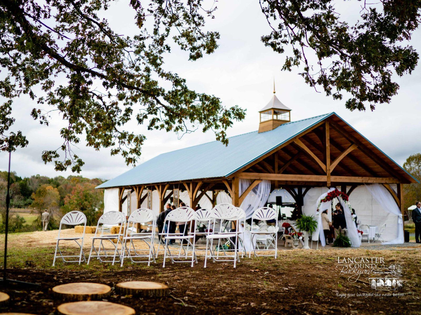 kingston timber frame pavilion kits
