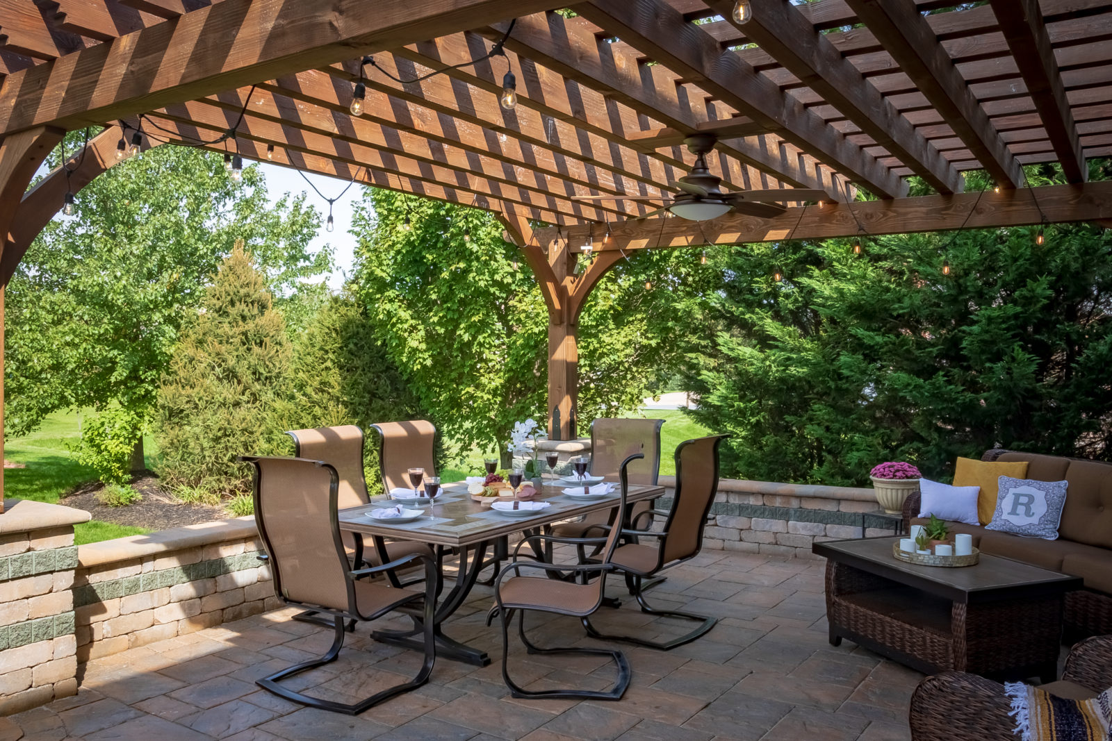 what is the purpose of a pergola wooden pergola
