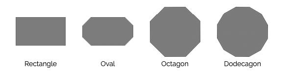 gazebo shapes