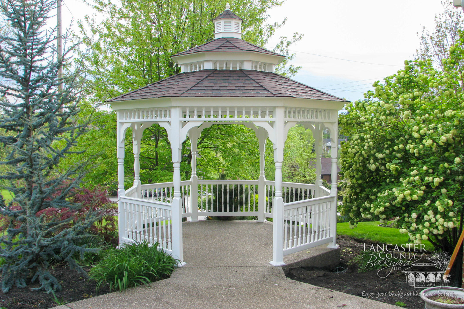 Hardtop Gazebo | Beautifully Crafted by Amish Carpenters on ideas for wedding gazebo, ideas for family room, ideas for metal gazebo, ideas for hot tub gazebo, ideas for arbors,