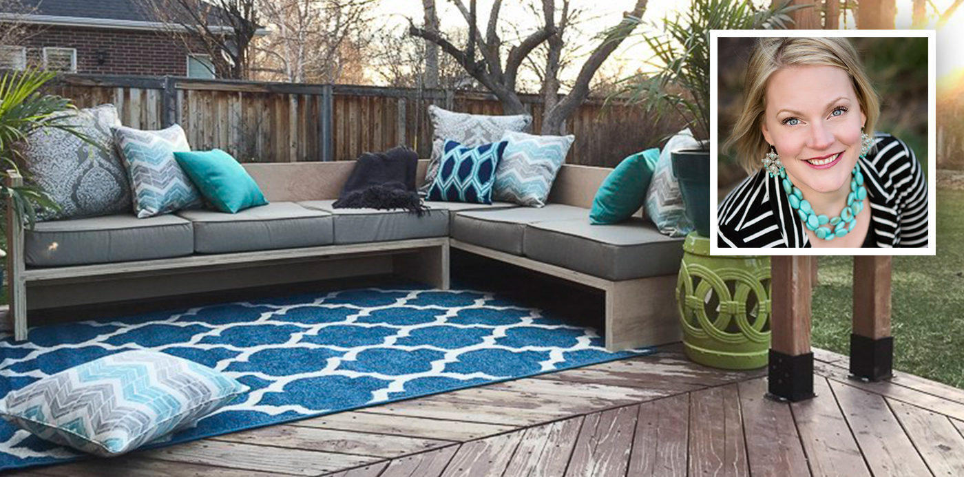 outdoor living remodelaholic by chassity smith