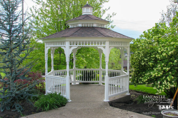 outdoor patio gazebo
