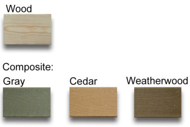gazebo floor materials