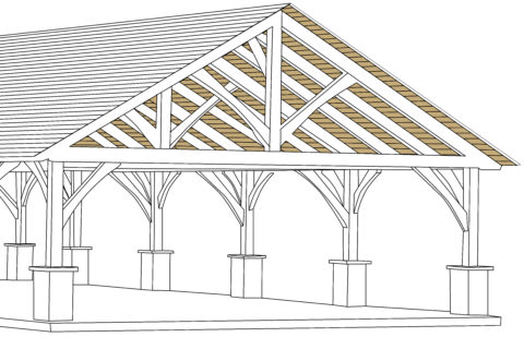 kingston timber decking
